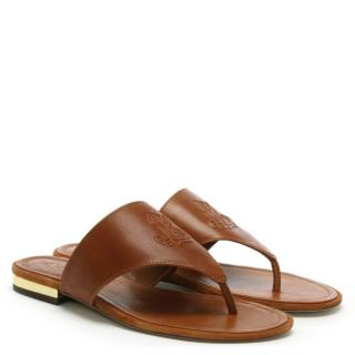 Ralph Lauren Deandra T-bar sandals