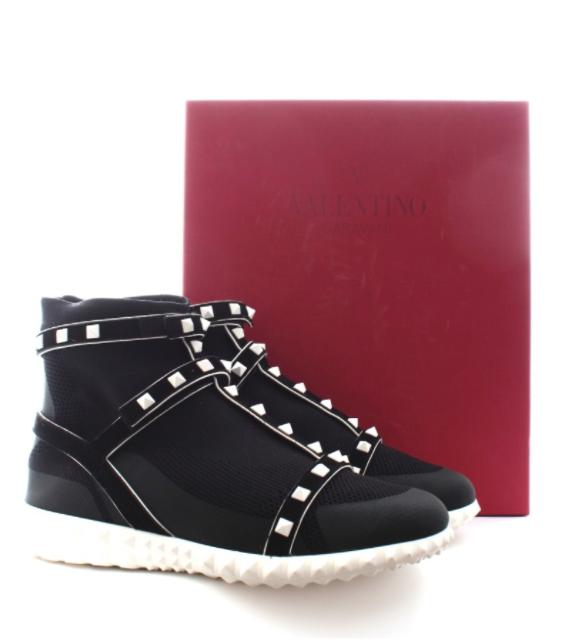 Valentino Garavani Bodytech sock boots