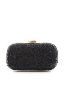 Anya Hindmarch classic black box clutch
