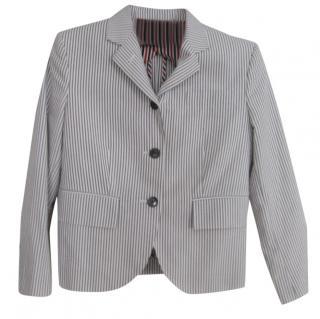 Thom Browne New York Striped Blazer