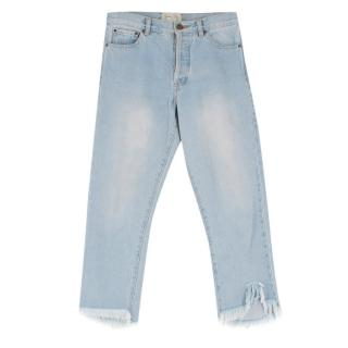 Johanna Ortiz Light Denim Jeans