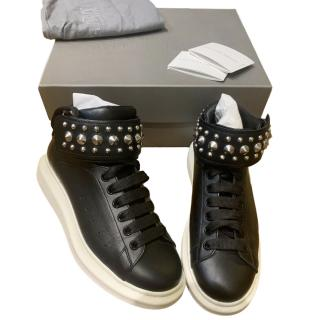 Alexander McQueen New Season Limited Edition oversized trainers