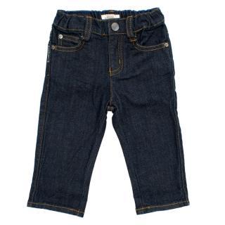 Armani Baby 6M Blue Jeans