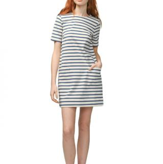 Marc by Marc Jacobs Striped Shift Dress