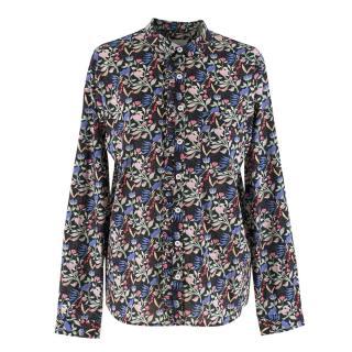 Yolke Floral Long Sleeve Shirt