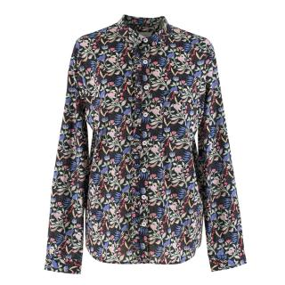 Yolke Floral Long Sleeve Shirt