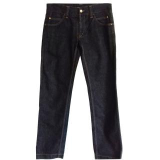 Dolce & Gabbana Men's Grey Wash Jeans