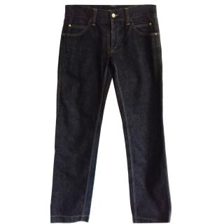 Dolce & Gabbana Men's Grey Wash Jeans