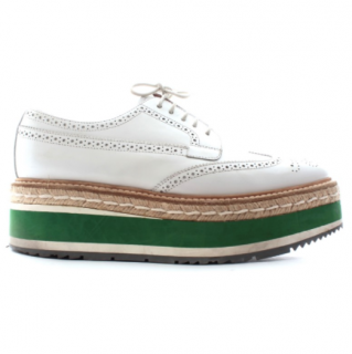 Prada wingtip brogue sneakers