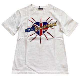 Dolce & Gabbana Limited Edition DG London T-Shirt