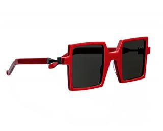 VAVA White Label Red Square WL 0002 Sunglasses