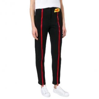 Au Jour Le Jour Sweatshirt Trousers With Zips