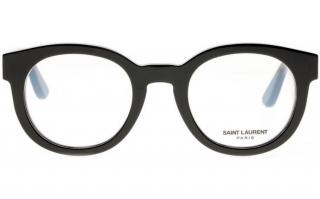 Saint Laurent SL M14 001 Monogram Round Optical Frames