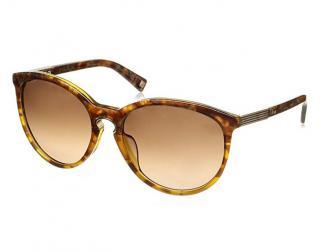 Dior Tortoiseshell Entracte Sunglasses