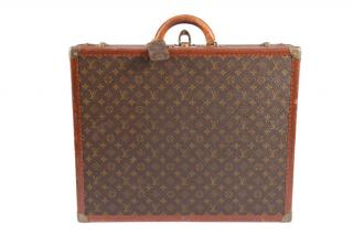 Lous Vuitton Vintage Monogram Avenue Marceau Suitcase