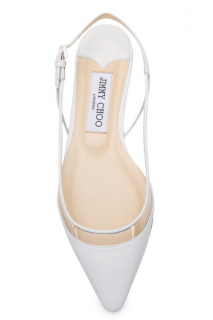 Jimmy Choo Erin flat ballerina shoes