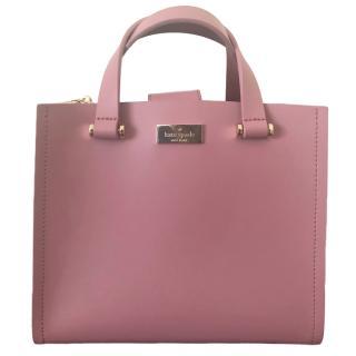 Kate Spade Nude Pink Tote Bag