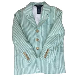 Polo Ralph Lauren Tailored Boy�s Striped Jacket