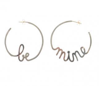 Vanina Be Mine Hoop Earrings