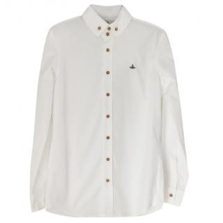 Vivienne Westwood Men�s White Shirt