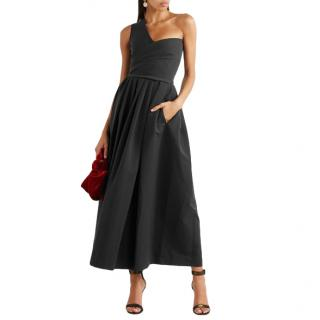 Preen by Thornton Bregazzi April one-shoulder cady midi dress