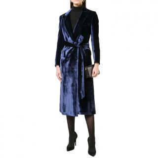 Blaz� Milano Etoile Velvet Blazer Dress