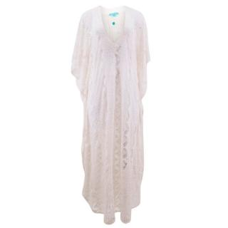 Melissa Odabash Crochet Maxi Cover Up