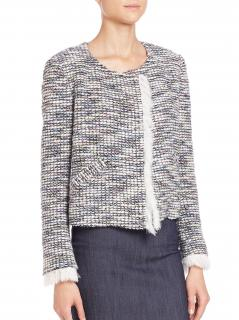 Elizabeth and James Clark Tweed Jacket