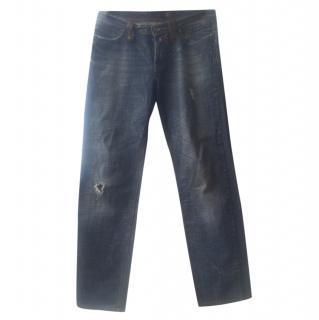 Just Cavalli Distressed Men's Jeans