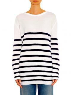 MiH Breton Striped Merino Wool Sweater