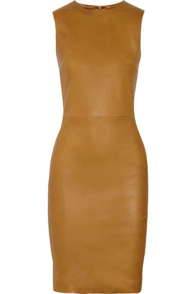 The Row Caramel Dastuls Dress