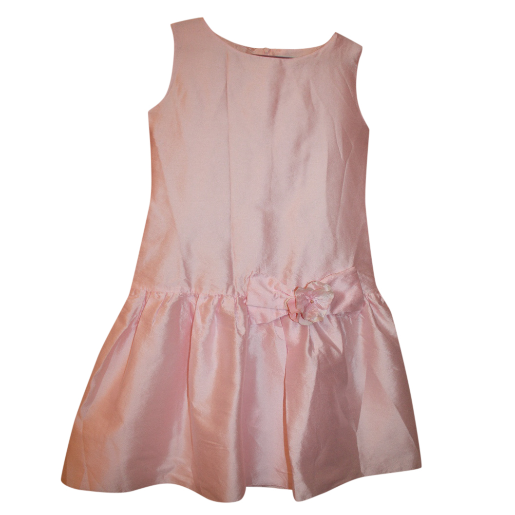 Lesy by Lisetta Girl's 12 Years Pink Dress