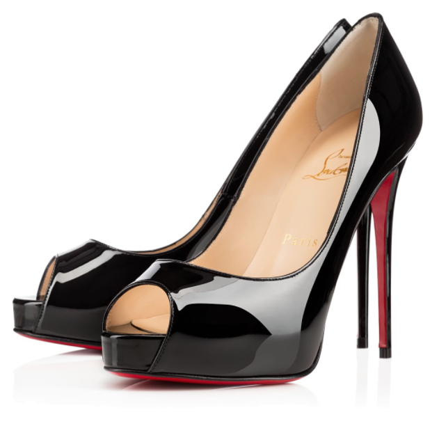 separation shoes 991c7 b1af1 Christian Louboutin New Very Prive 120 Pumps