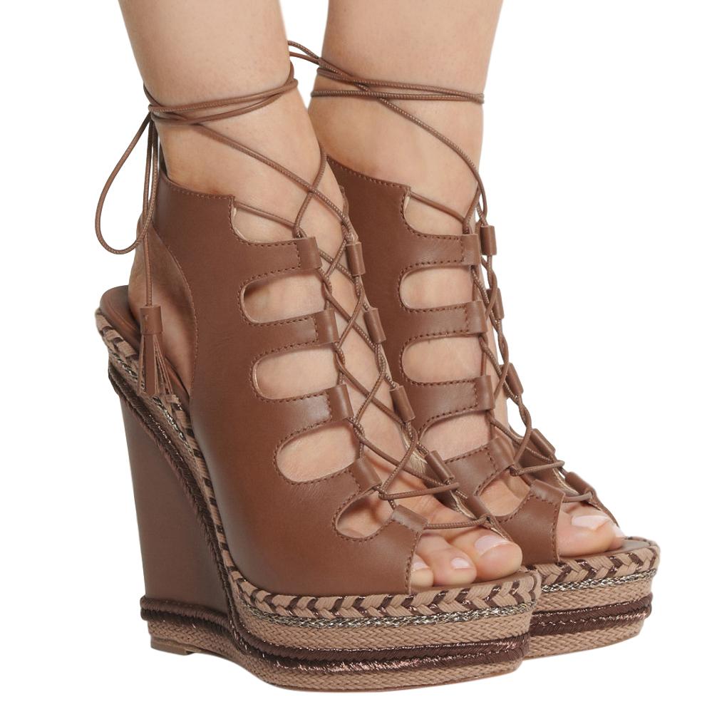 Christian Louboutin Spagana 140 sandals