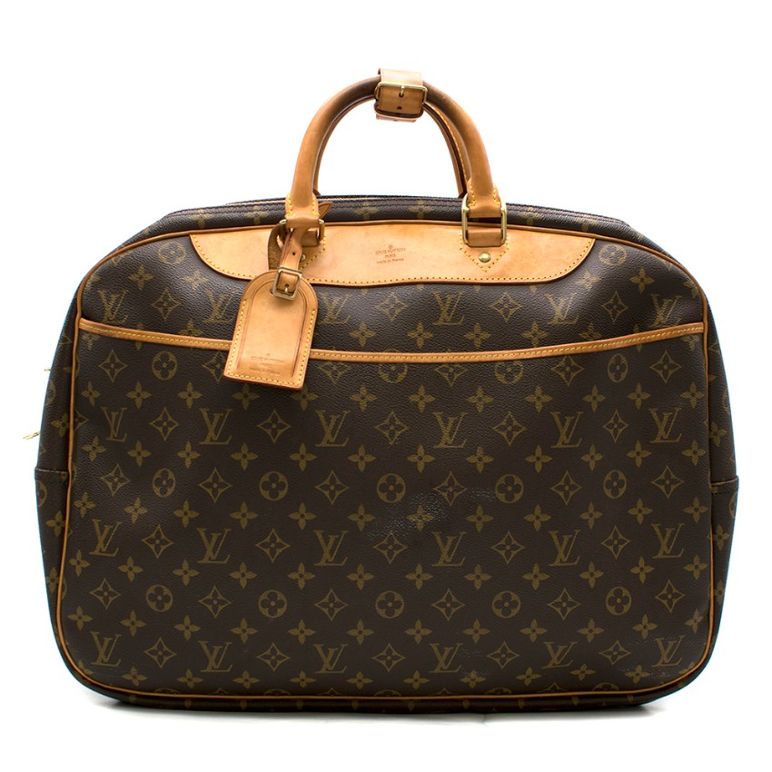 Louis Vuitton Monogram Alize 2 Travel Bag