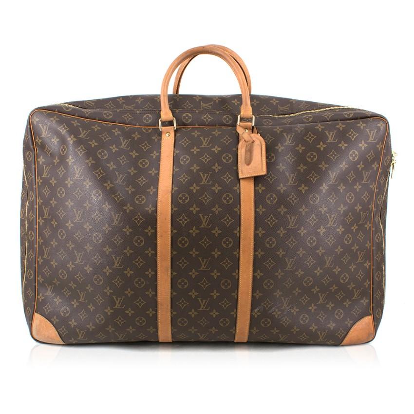 Louis Vuitton Sirius 70 Monogram Soft Sided Luggage