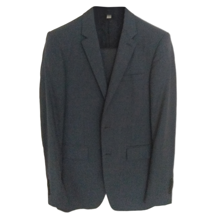 Burberry Men's Navy Suit