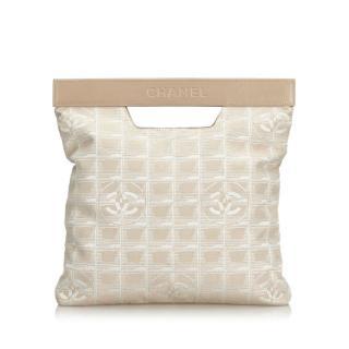 Chanel New Travel Line Nylon Handbag