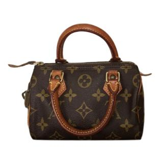 Louis Vuitton Mini Monogram Speedy Bag