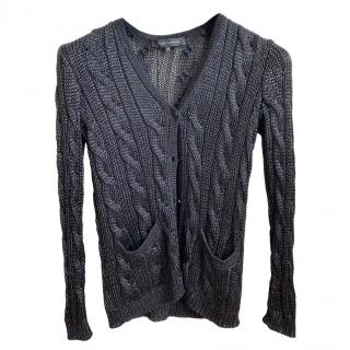 Ralph Lauren black label knit top