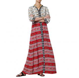 Hayley Menzies Lou Lou silk shirt dress