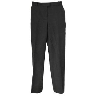 Joseph Grey Wool Trousers