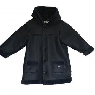 Baby Dior Sheepskin Coat