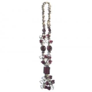 Bespoke Embellished Necklace