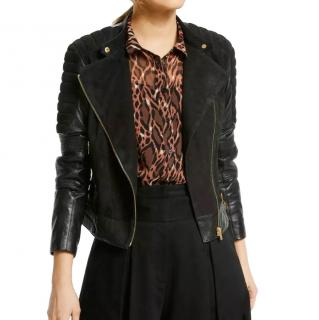 Somerset by Alice Temperley Leather Jacket