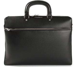 Ermenegildo Zegna Black Classic Laptop Case
