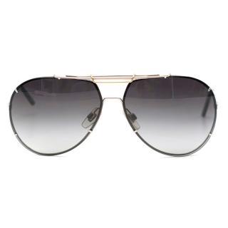 Dolce & Gabbana Men's Aviator Sunglasses