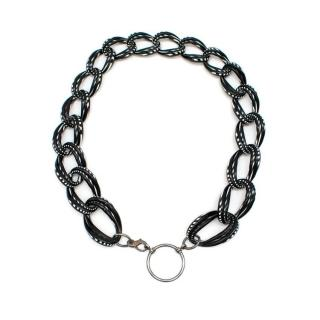 La Loop Black & White Glasses Chain