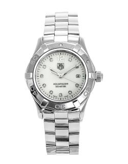 Tag Heuer Ladies Aquaracer Diamond WAF1415 Watch