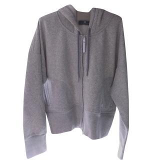 Stella McCartney x Adidas Grey Hoodie